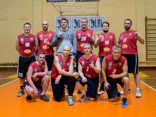 1mar2016 Basketbols, Iecava
