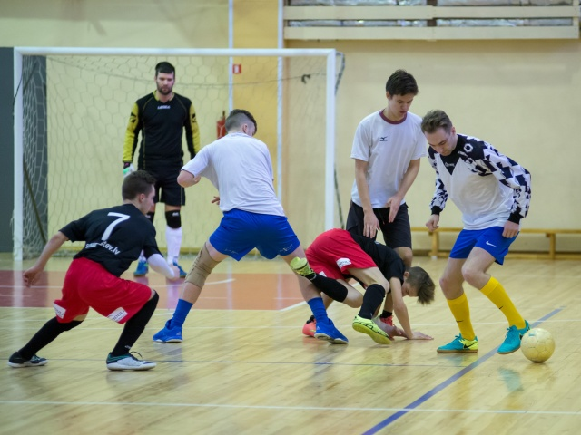 11dec2016 Futbols Iecavā